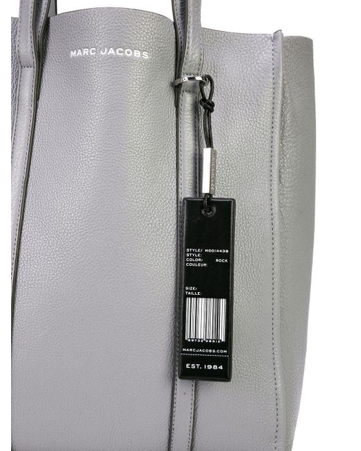 Сумка-тоут The Tag Marc Jacobs, цвет: Gray