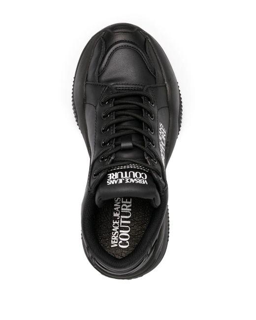 Versace Jeans ローカット スニーカー Black