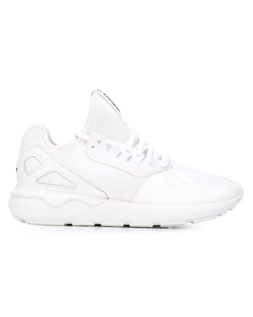 """Baskets """"Tubular"""" Adidas pour homme en coloris White"""