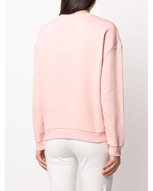 Liu Jo Glamour スウェットシャツ Pink