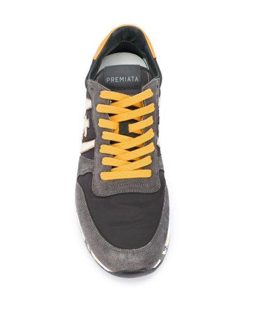 Premiata 'Eric' Sneakers in Gray für Herren