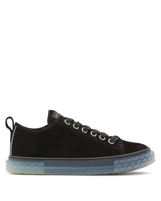 Zapatillas bajas Blabber Giuseppe Zanotti de color Black