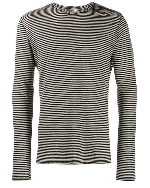 メンズ Isabel Marant ストライプ スウェットシャツ Multicolor