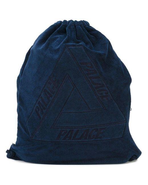 メンズ Adidas Originals X Palace リュック Blue