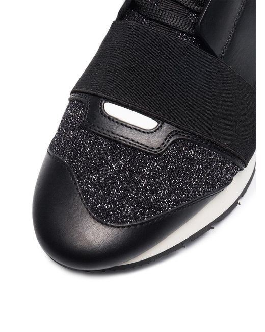 Zapatillas Speed Balenciaga de color Black