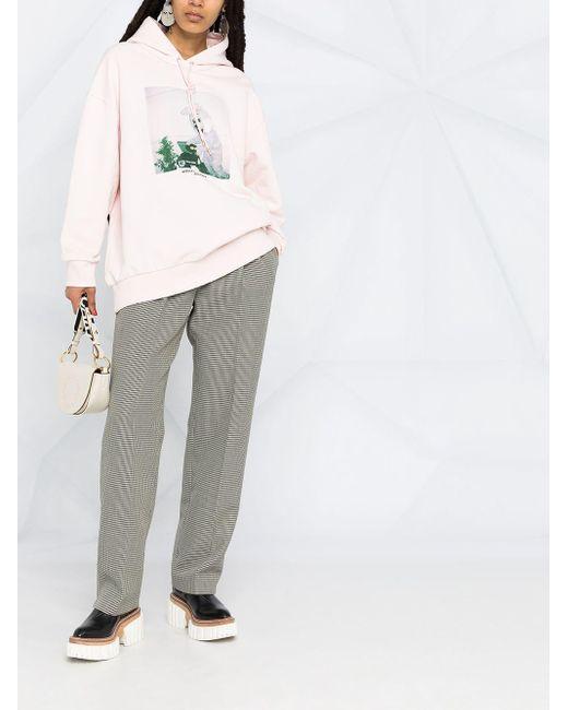 Stella McCartney Bunny パーカー Pink
