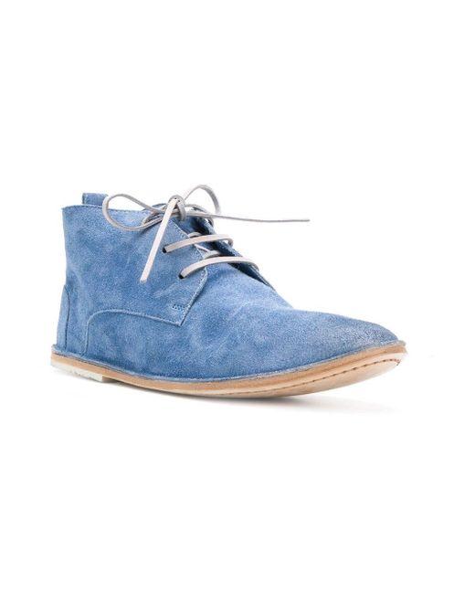 メンズ Marsèll Strasacco ブーツ Blue