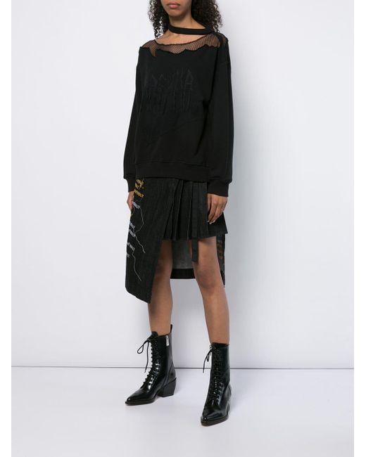 Haculla Voltage セーター Black