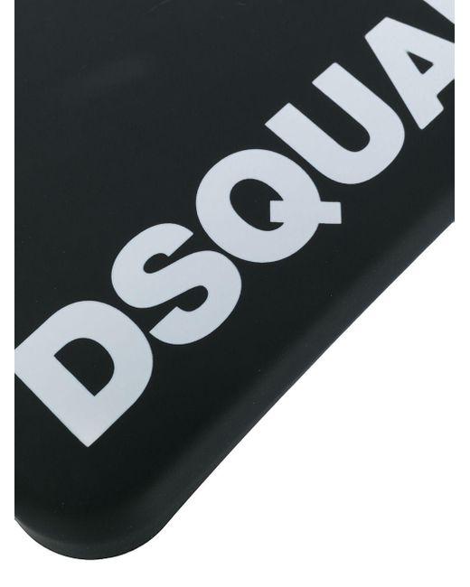メンズ DSquared² Iphone 11 Pro ケース Black