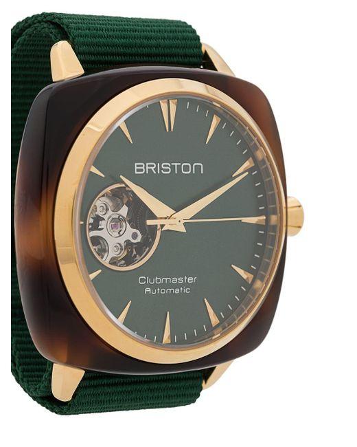 Наручные Часы Clubmaster Iconic Briston, цвет: Green