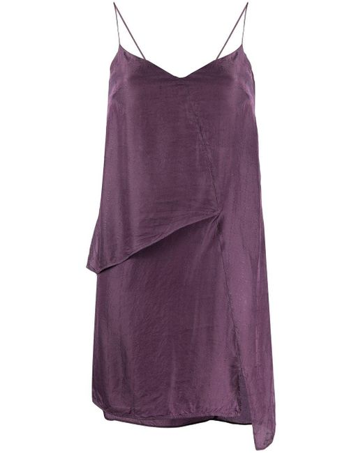 1017 ALYX 9SM Lily スリップドレス Purple