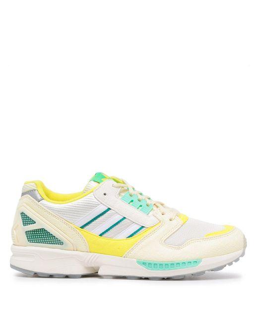 Baskets à lacets Adidas pour homme en coloris Yellow