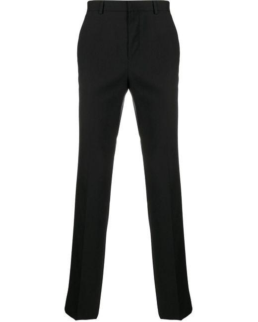メンズ Givenchy リボントリム パンツ Black