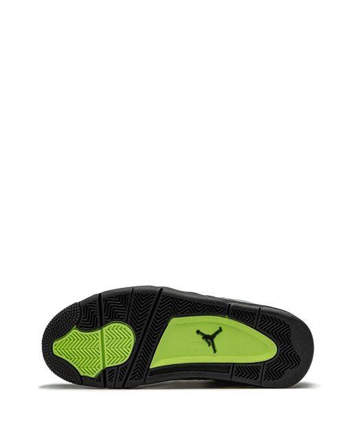 Nike Air 4 Retro Se Sneakers in het Gray voor heren