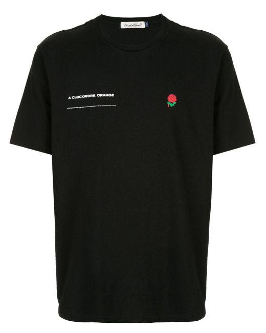 メンズ Undercover Clockwork Orange Tシャツ Black