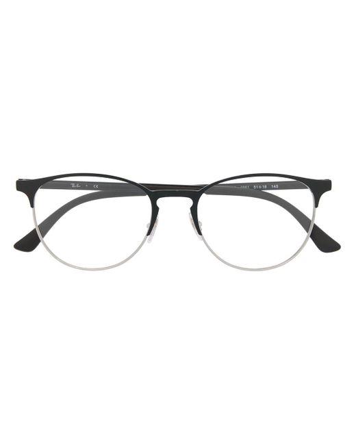 Occhiali wayfarer di Ray-Ban in Black