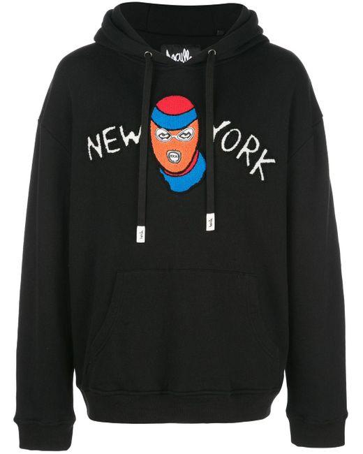 メンズ Haculla New York Robber パーカー Black
