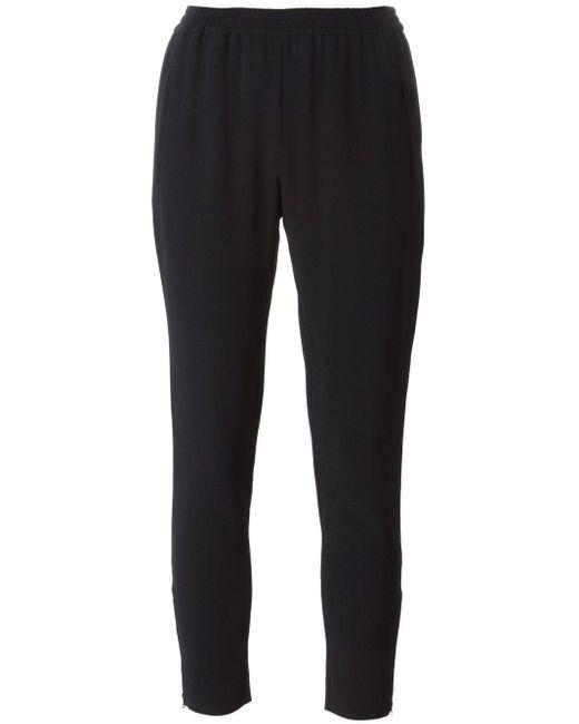 Pantaloni Tamara di Stella McCartney in Black