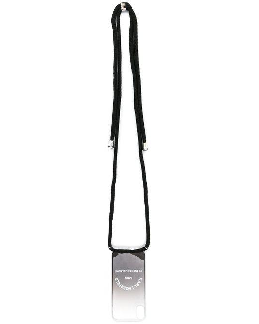 Karl Lagerfeld Iphone X/xs ケース Black