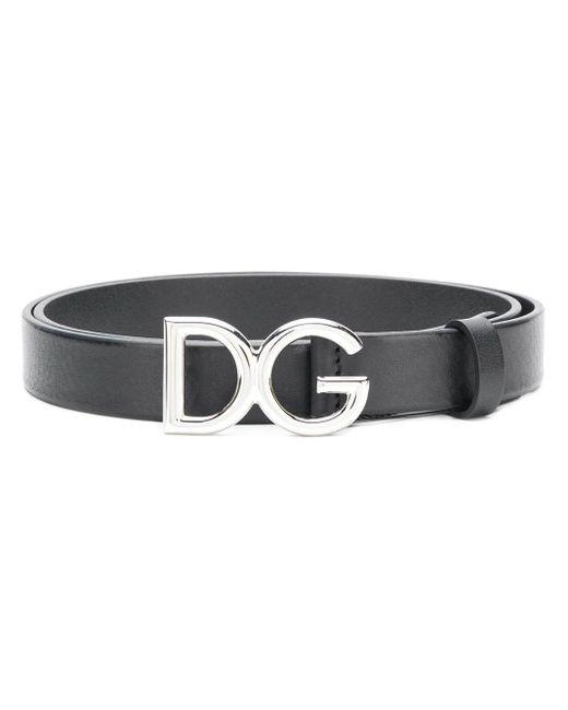 メンズ Dolce & Gabbana Dg Millennial ベルト Black