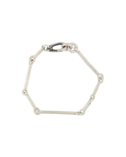 M. Cohen - Metallic Link Bracelet for Men - Lyst