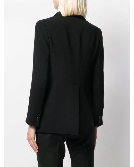 Blazer classique Alberto Biani en coloris Black