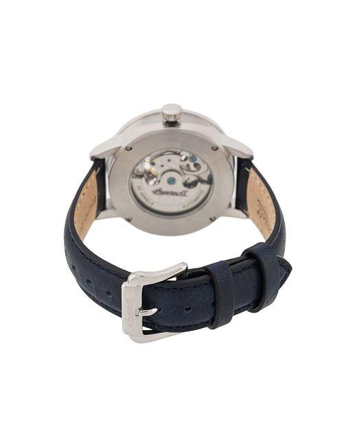 Reloj The Jazz de 42mm INGERSOLL WATCHES de hombre de color Blue