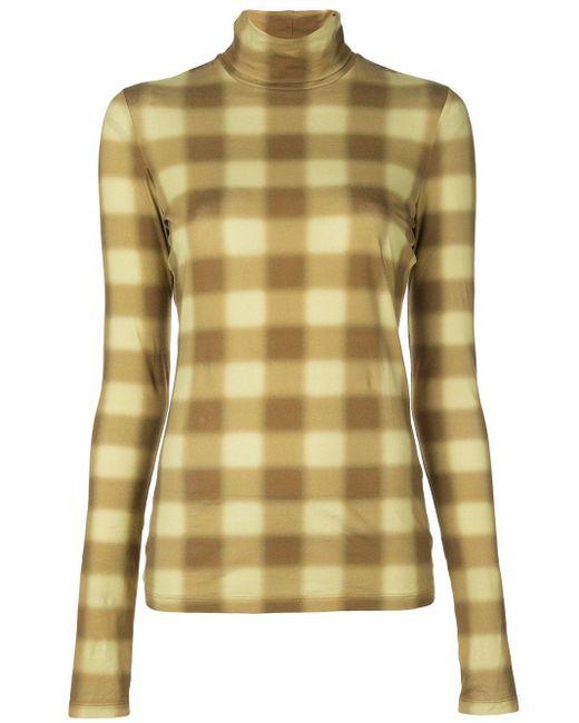 Proenza Schouler ロングtシャツ Yellow