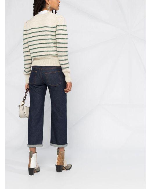 Étoile Isabel Marant ストライプ セーター Multicolor