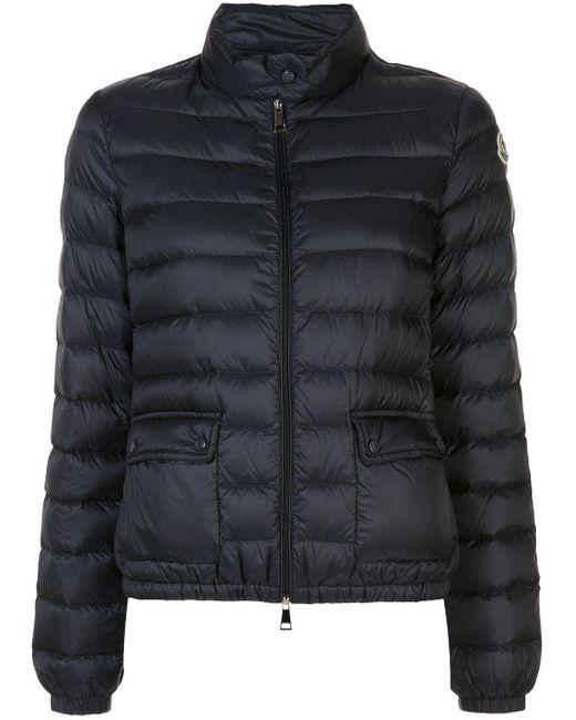 Moncler パデッドジャケット Blue