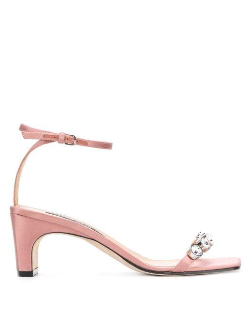 Sergio Rossi Sr1 サンダル Pink