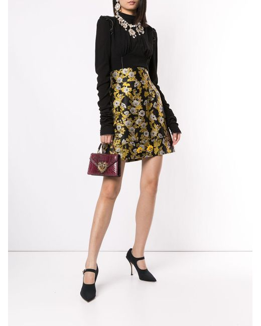 Dolce & Gabbana Devotion ハンドバッグ Multicolor