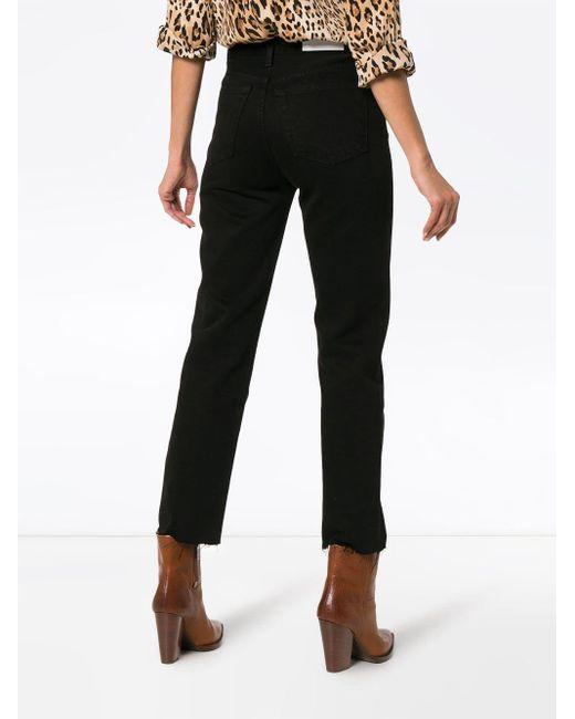 Jeans di Re/done in Black