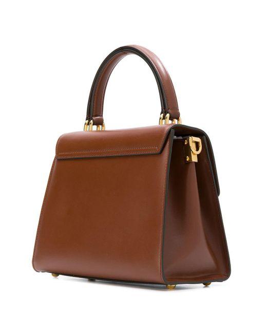 ... Lyst Dolce   Gabbana - Brown Welcome Tote ... 44f30dddbfa84