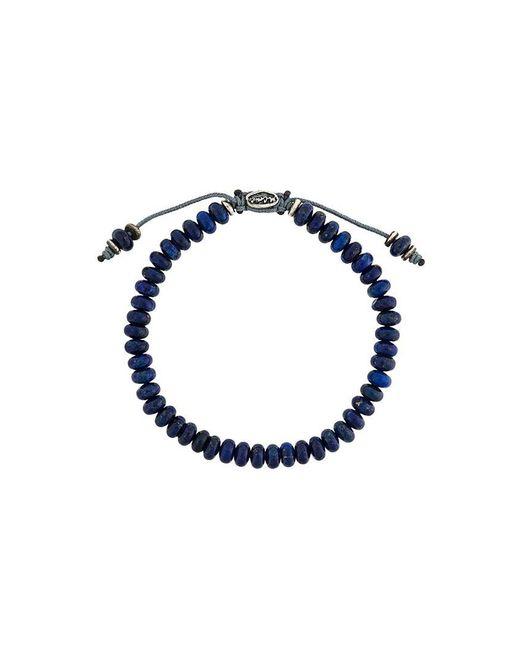 M. Cohen | Blue Stacked Beaded Bracelet | Lyst