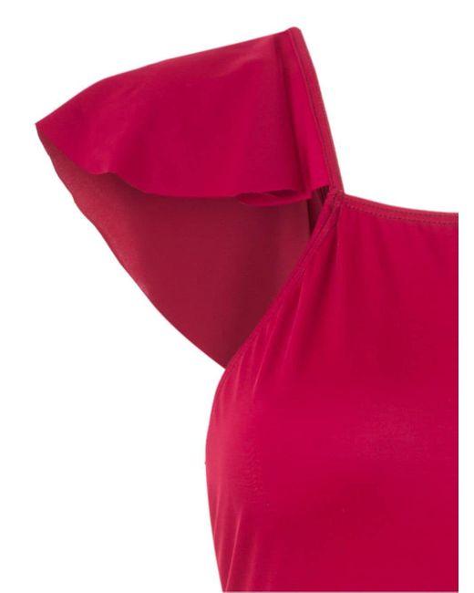 Слитный Купальник Brigitte Bardot, цвет: Red