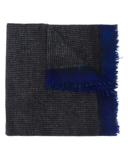 Faliero Sarti ニットスカーフ Blue