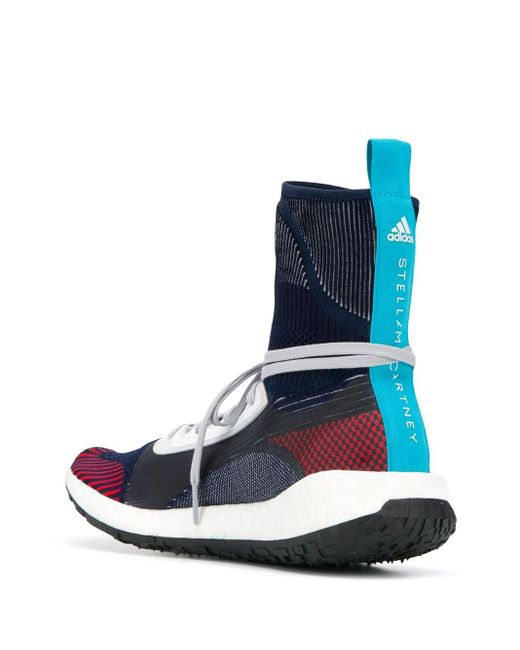 Adidas By Stella McCartney Pulseboost Hd スニーカー Blue