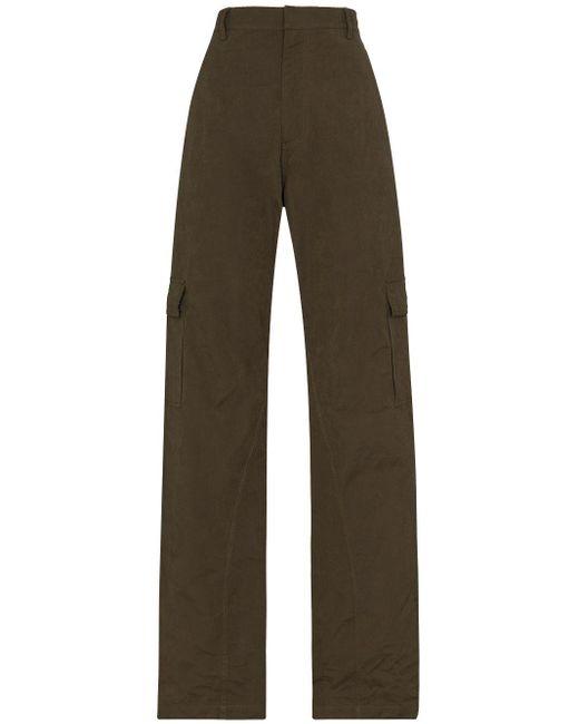 Pantalones tipo cargo de x Future Icons Bianca Saunders de hombre de color Green