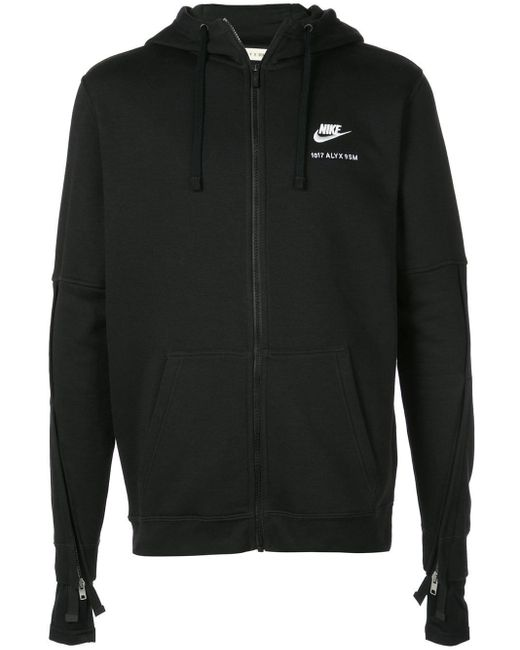 メンズ 1017 ALYX 9SM Nike X パーカー Black
