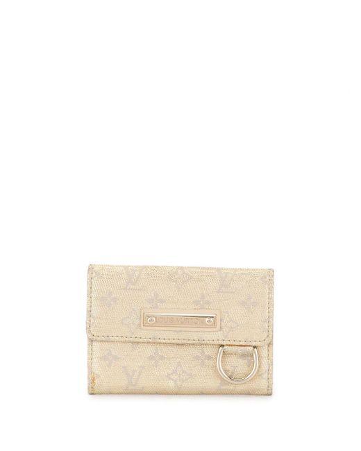 Louis Vuitton Shine Arjang モノグラム コインケース Natural