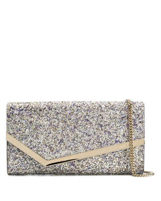 Jimmy Choo Emmie クラッチバッグ Multicolor