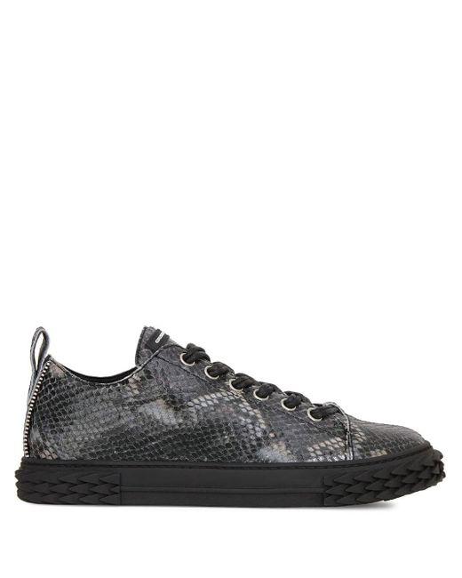 Giuseppe Zanotti 'Blabber' Sneakers in Black für Herren