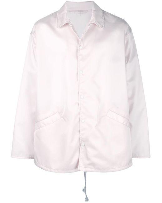 メンズ Marni シャツジャケット White