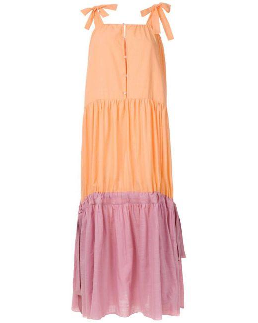 Clube Bossa Bolkan ドレス Orange