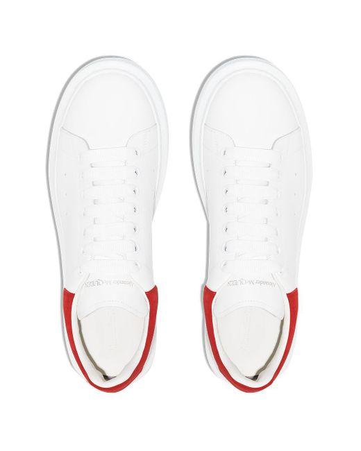 Alexander McQueen Oversize-Sneakers in White für Herren