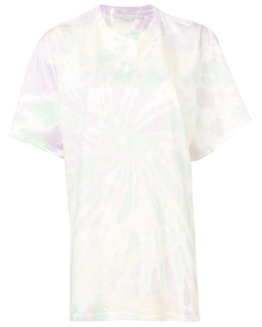 Stella McCartney タイダイ Tシャツ White