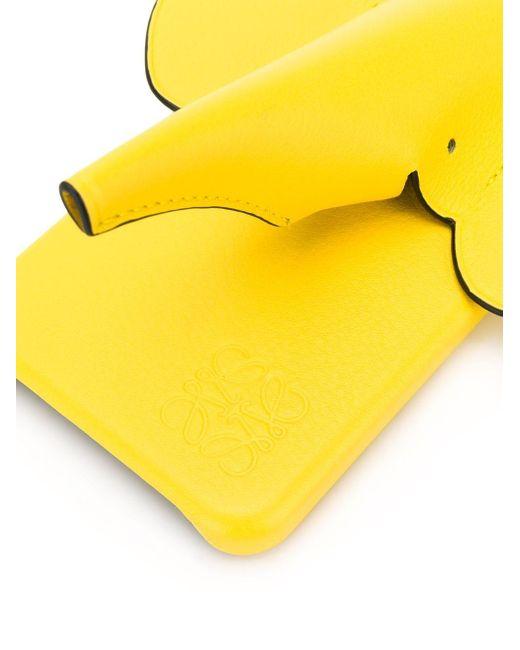Loewe エレファント Iphone X/xs ケース Yellow