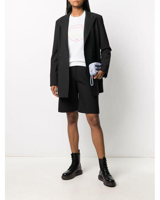 Толстовка С Логотипом Karl Lagerfeld, цвет: White