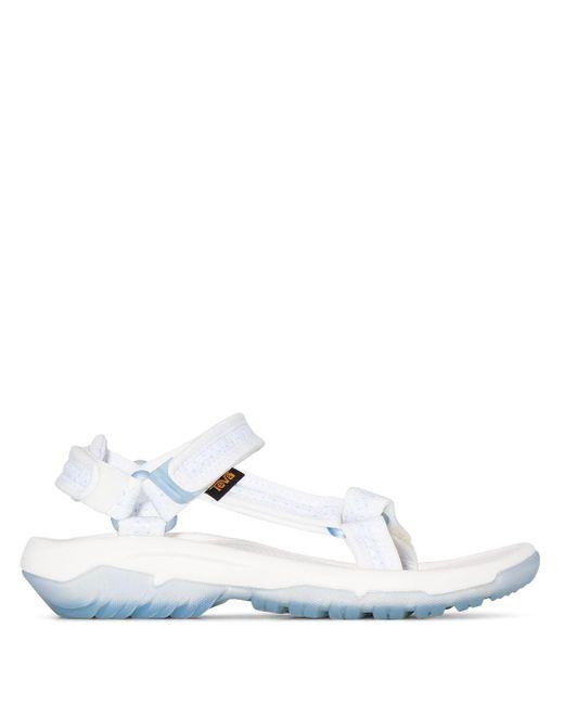 Teva Women's White Hurricane Xlt2 Frost Sandals